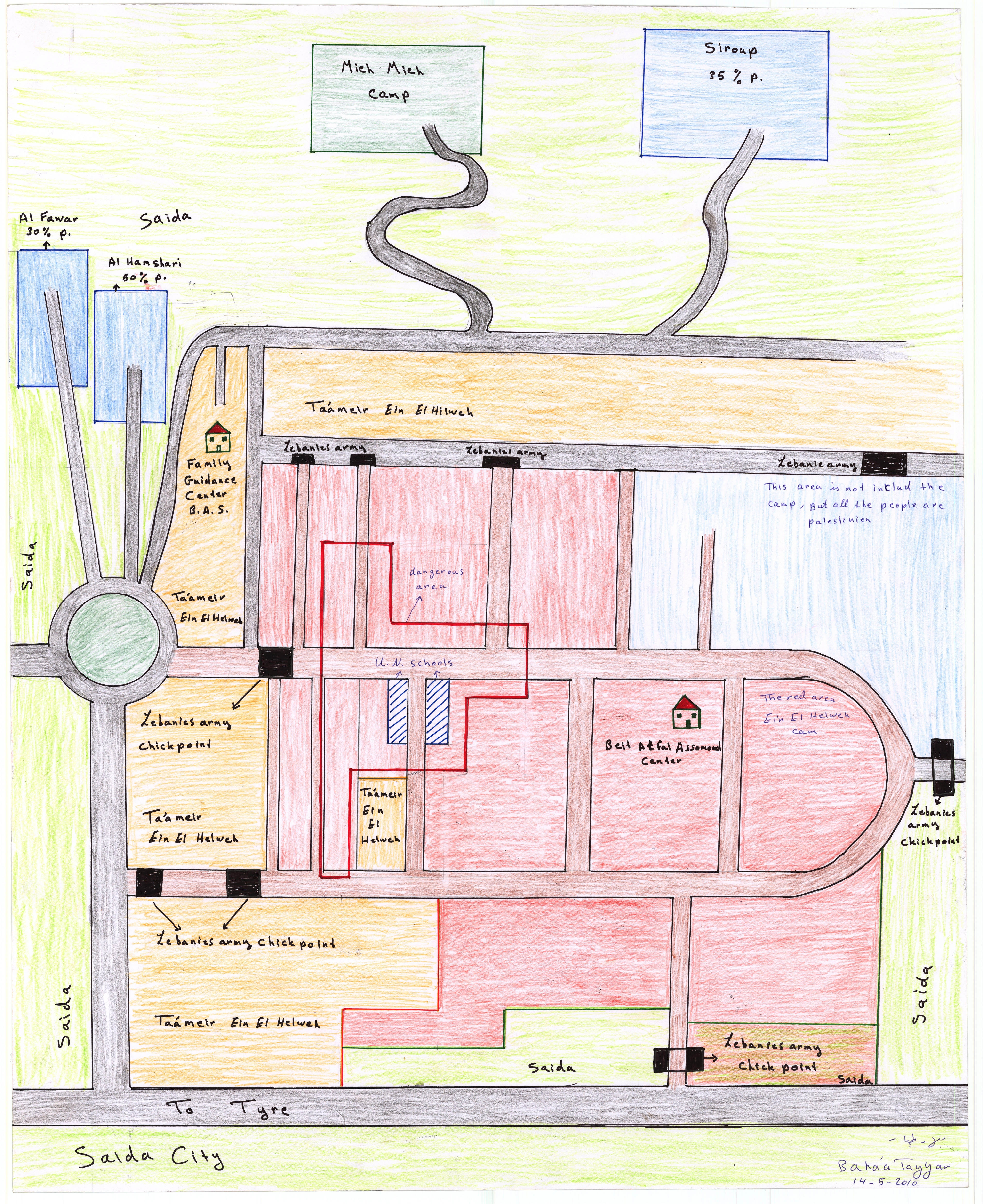 Ein el-Helweh_map